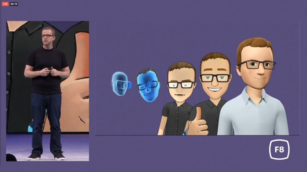 Facebook: How A I  Helps Create More Photorealistic Avatars for VR