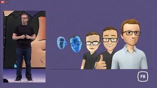 A. I. VR için Daha Gerçekci Avatarlar Oluşturmak Nasıl Yardımcı olduğunu Facebook: