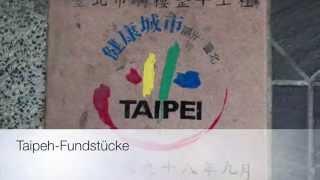 Taipeh Fundstücke