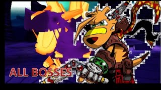 Ty the Tasmanian Tiger 3: All Boss Fights
