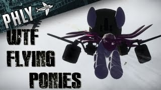 War Thunder | Am I On Shrooms? [War Thunder Ponies]
