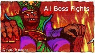 Spelunky All Boss Fights