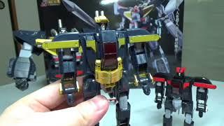 超合金魂GX-13ダンクーガの動画についておしらせです。