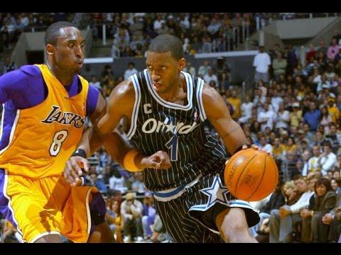 Prime Tracy McGrady vs Kobe Bryant NASTY Duel 2004.03.15 - 75 Pts Combined, GOAT!