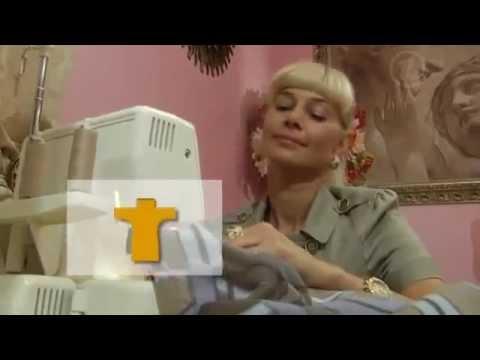 Красивые блузки от Ольги Никишичевой