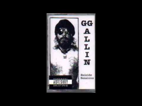 GG Allin - Suicide Sessions (1988)