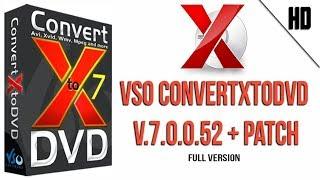 Baixar e ativar ConvertXtoDVD 7.0.0.52 2017 a mais nova versão.