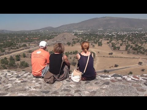 Mexico: Teotihuacan 2016