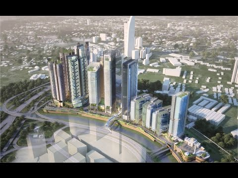Future Kuala Lumpur- 2020 Building Proposals and Projects- Kuala Lumpur Skyline