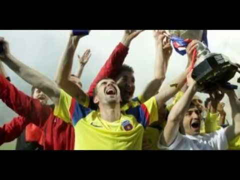 Steaua Bucuresti - campioana Romaniei - imn oficial by vassy_07