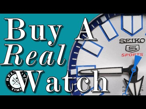 What Is A Real Watch? An Argument For Affordables (Relative Time-Out)