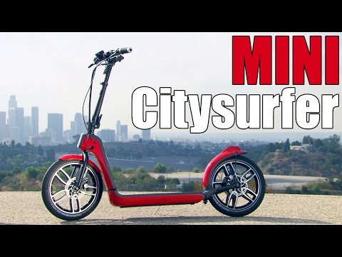 MINI Citysurfer Concept at Los Angeles