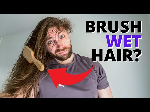 How To BRUSH & Detangle Your Hair (WITHOUT DAMAGING IT)
