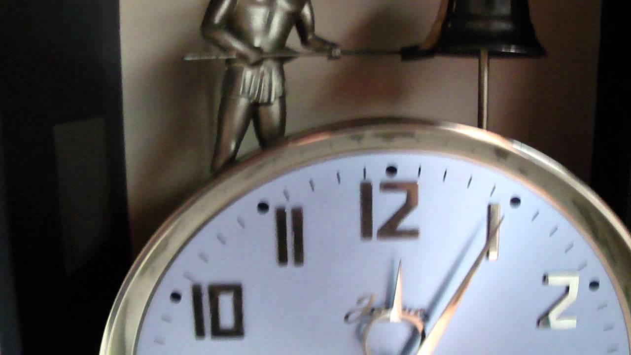 Reloj JAWACO - Campanario de San Marcos - YouTube