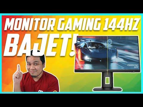 Monitor Gaming Bawah RM800 Terbaik Julai 2021! Review HP X24IH