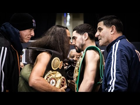 Watch: Keith Thurman vs Danny Garcia weigh-in live streaming