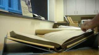 Collapsible And Portable Book Cradle