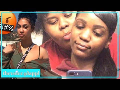 Queen Naija Sister Tina DRGG3D By Her Own Girlfriend
