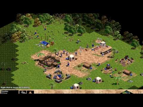 Age of Empires 07 Ascent of Egypt: Trade - Longplay Gameplay