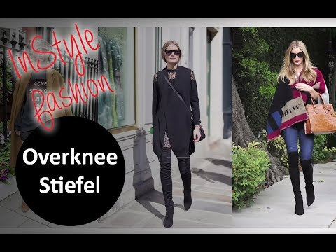 acefe9befc96a Overknee-Stiefel kombinieren: So trägst du den Herbsttrend