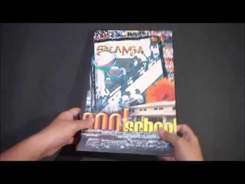 High School Yearbook 2004 - 2005