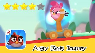 Angry Birds Journey 101 Walkthrough Fling Birds Solve Puzzles Recommend index four stars