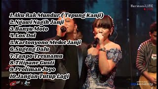DENNY CAKNAN Feat. HAPPY ASMARA - AKU RA MUNDUR (TEPUNG KANJI) | Full Album Terbaru 2020