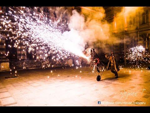 Theaterstock ziua 4 STREET ART PERFORMANCE