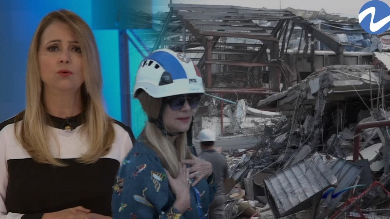 Nuria Piera: La Tragedia detrás del incendio de la empresa PolyPlas en Villas Agricolas