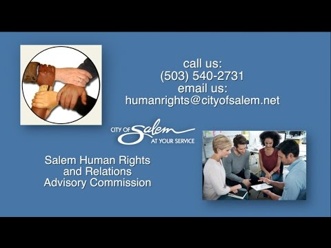 Salem Human Rights and Relations Advisory Commission