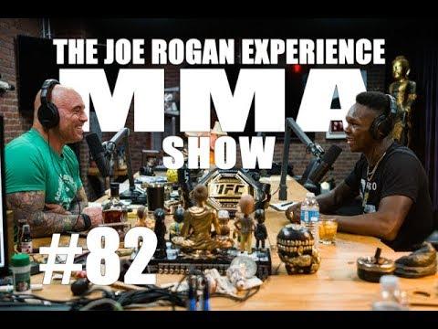 JRE MMA Show #82 with Israel Adesanya