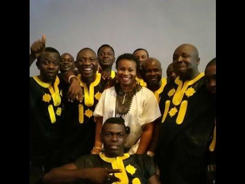 Daystar Carol 2015 Ft Taiwo Oladoye in Ding-Dong juju medley. Arranged & directed by K-Sticks.