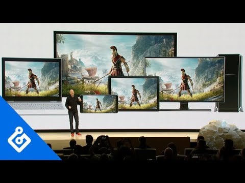 Game Informer's Reaction To Google's Stadia Announcement