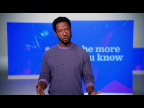 Tory Kittles: The More You Know PSA on Diversity