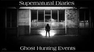 Secret Location EVP work Supernatural Diaries