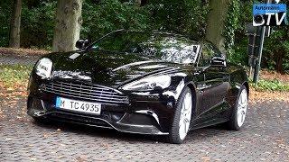 Aston Martin Vanquish 2013 Videos