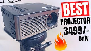 Best Mini Projector 2020 | Unic UC 26 Mini Portable Projector Unboxing & Review in Hindi