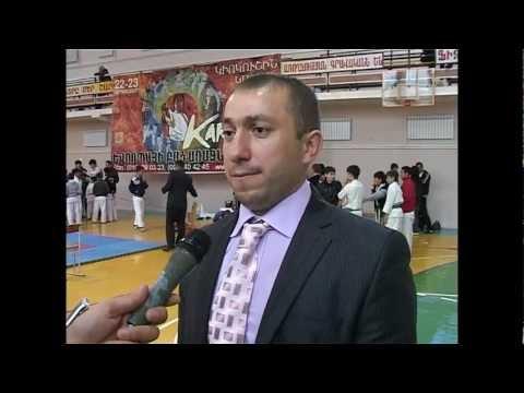 Киокушин карате, Чемпионат Армении 2012 в НКР