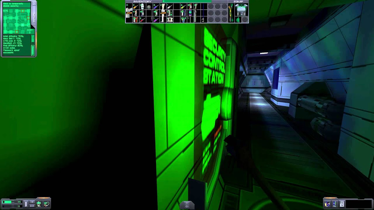 System Shock 2 Midwife