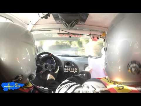 S.Sariego - L.Meana (Citroën Saxo VTS) 11º Rallye Montaña Central