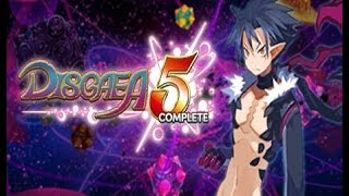 Disgaea 5 Complete Gameplay (PC)