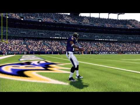 Madden NFL 25 Demo: 49ers vs Ravens-JACOBY JONES IS A BEAST!!!