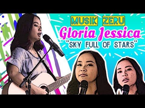 The Voice Indonesia - Gloria Jessica - Sky Full of Stars