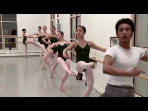 Boston Ballet School Overview