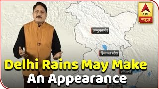 Skymet Weather Report: Light Delhi Rains, Thundershowers Likely Today | ABP News