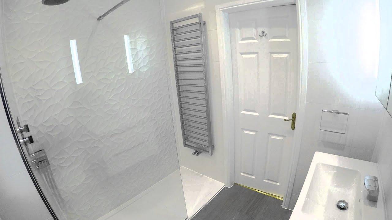 Cheshire Luxury Bathroom Design | Holmes Chapel - YouTube