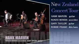 Hank Marvin Gypsy Jazz Live in  New Zealand