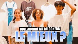 CHALLENGE: QUEL ABONNÉ ME RELOOKERA LE MIEUX ? || Léna Situations