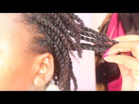 3 cute styles with mini twists 4c mla hair  youtube