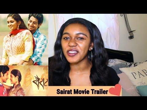 Sairat  (2016) | TRAILER REACTION